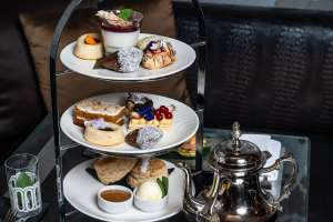 Halal Afternoon Tea
