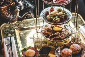 Mayfair Luxury Afternoon Tea