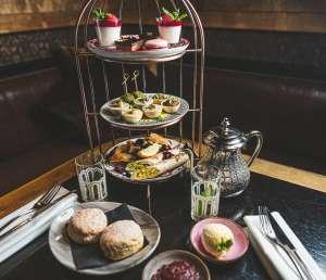 Mayfair halal afternoon tea
