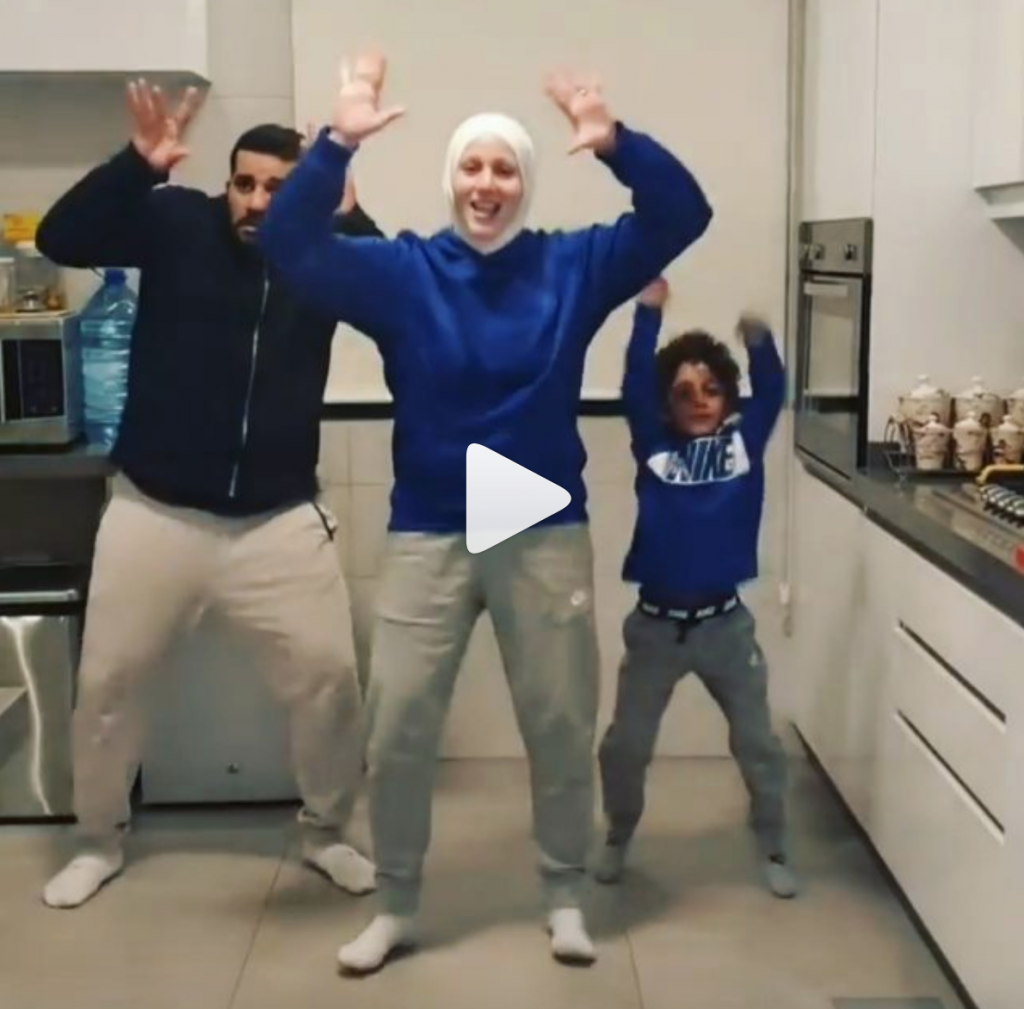 stay at home survival kit tip 1 - dance dance!